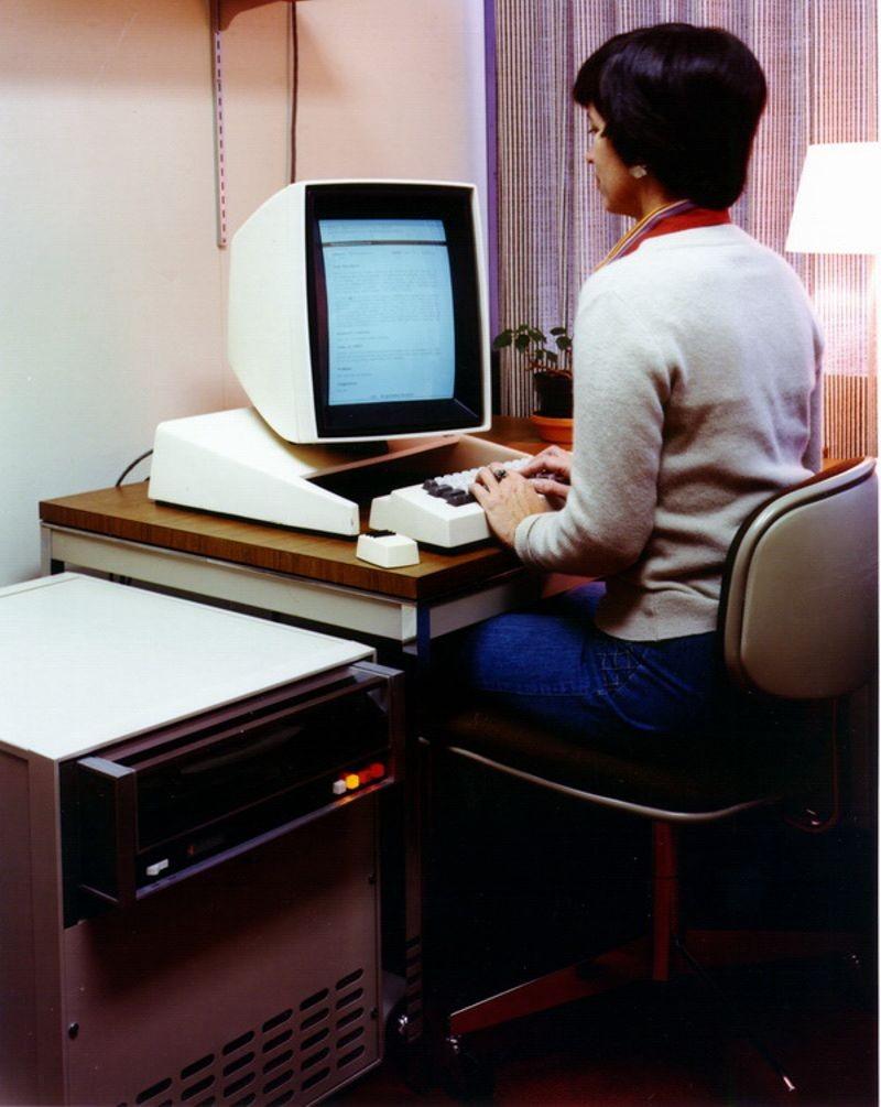 Xerox Alto, 1977
