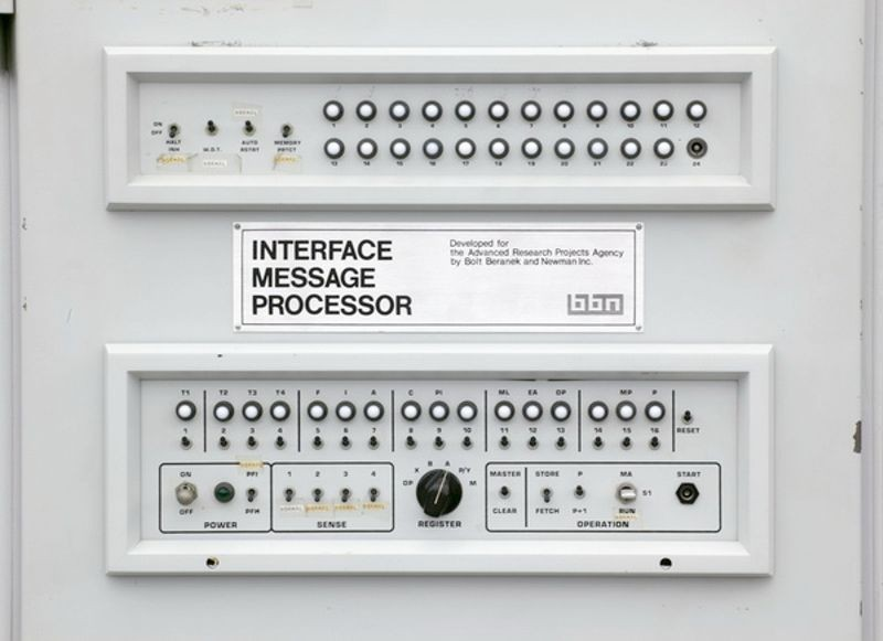 BBN Interface Message Processor (IMP), ca. 1965