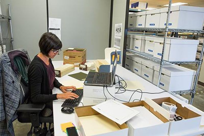 Hidden No More: CHM's Archives Processing Project Wraps Up