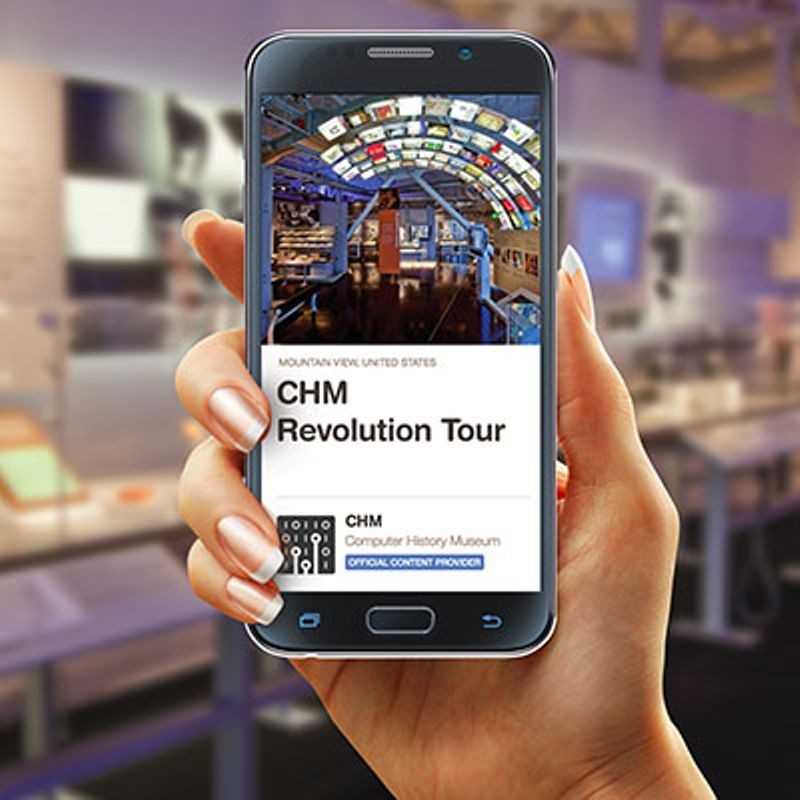 Tour  <em>Revolution</em> Anytime, Anywhere!