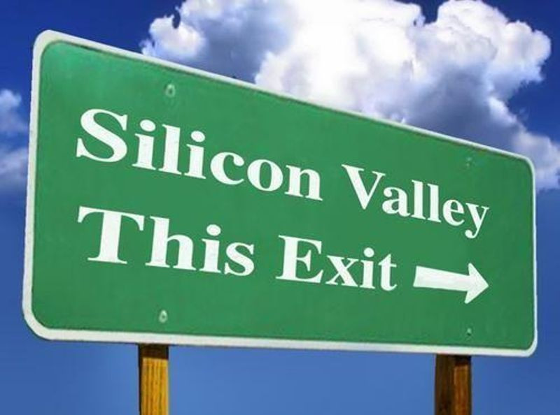 Who Named Silicon Valley?