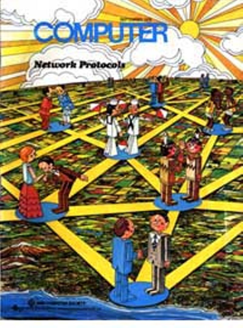Cover of COMPUTER Magazine from September 1979
