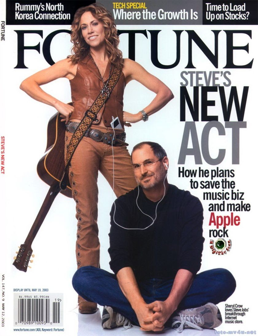 """Steve's New Act,"" <em>Fortune</em>, May 19, 2003"