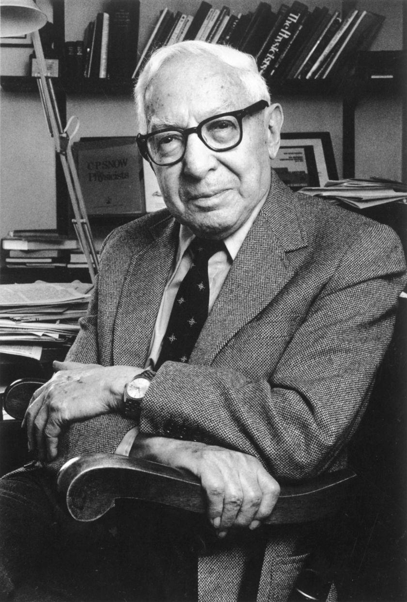 1930s: Isidor Isaac Rabi, 1944 Nobel Prize