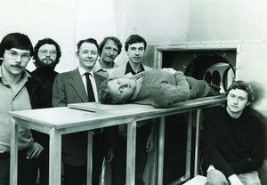 1980s: Whole-body MRI team