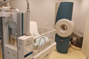 2013: Neonatal MRI machine