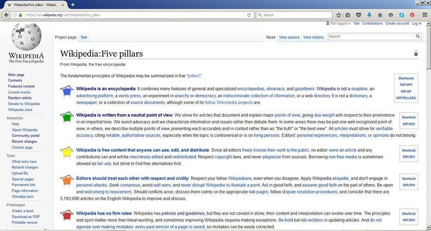 Wikipedia | Make Software, Change the World! | Computer History Museum