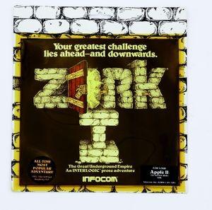 <em>Zork I: The Great Underground Empire</em>, 1980