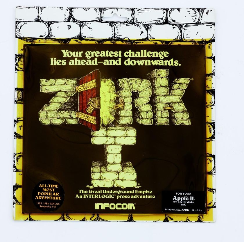 <em>Zork I: The Great Underground Empire</em>, 1980