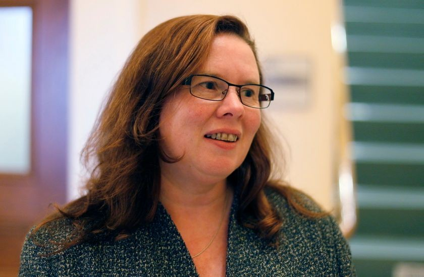 Former Maine senator Colleen Lachowicz, November 15, 2012