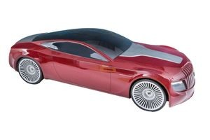 1/5th-scale 2020 Buick Skylark concept model, 2014