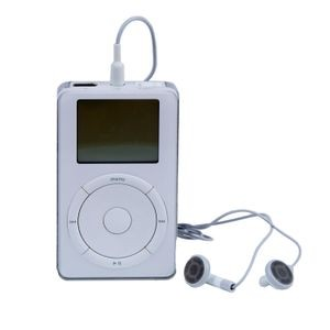 Apple iPod (5GB), 2001