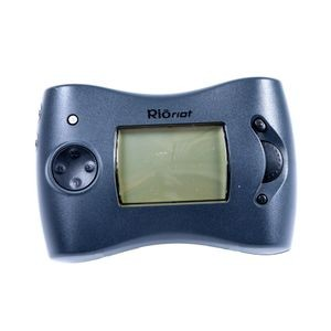Rio Riot MP3 player (prototype), 2002