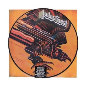 <em>Screaming for Vengeance</em>, by Judas Priest, LP, 2012 reissue