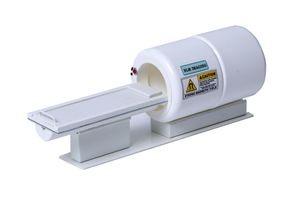 1/12th-scale model of MRI machine