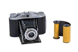 Agfa Kamerawerk AG Isolette II camera, 1950–1960