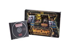 <em>Warcraft</em> real-time strategy games, 1994–2002