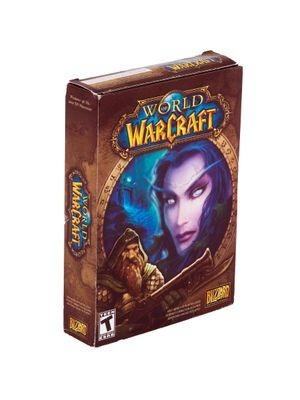 Original <em>World of Warcraft</em> software, 2004