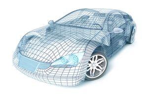 FEM mesh in CAD