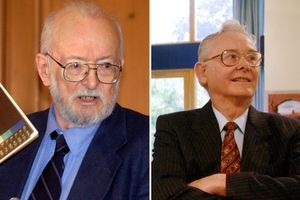 1970s: Paul C. Lauterbur (left) and Sir Peter Mansfield (right), 2003 Novel Prize (shared)