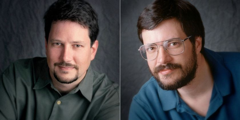 <strong>Left</strong>-John Knoll <strong>Right</strong>-Thomas Knoll
