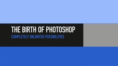 Photoshop Software Makers and Users Banner