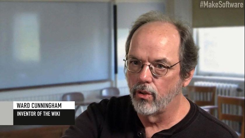 Ward Cunningham Video Poster