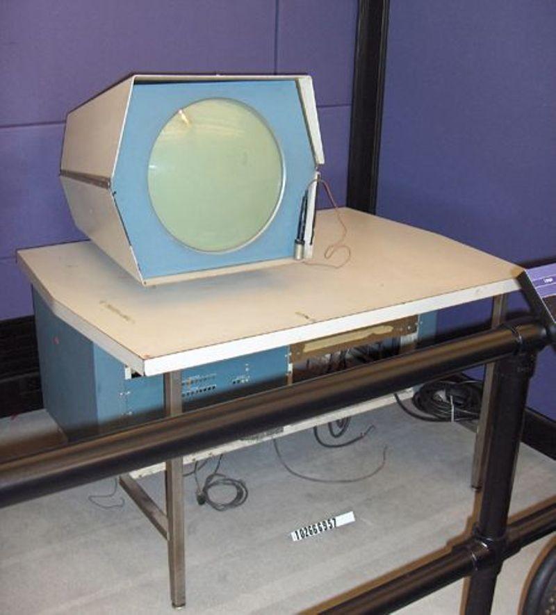PDP-1 prototype