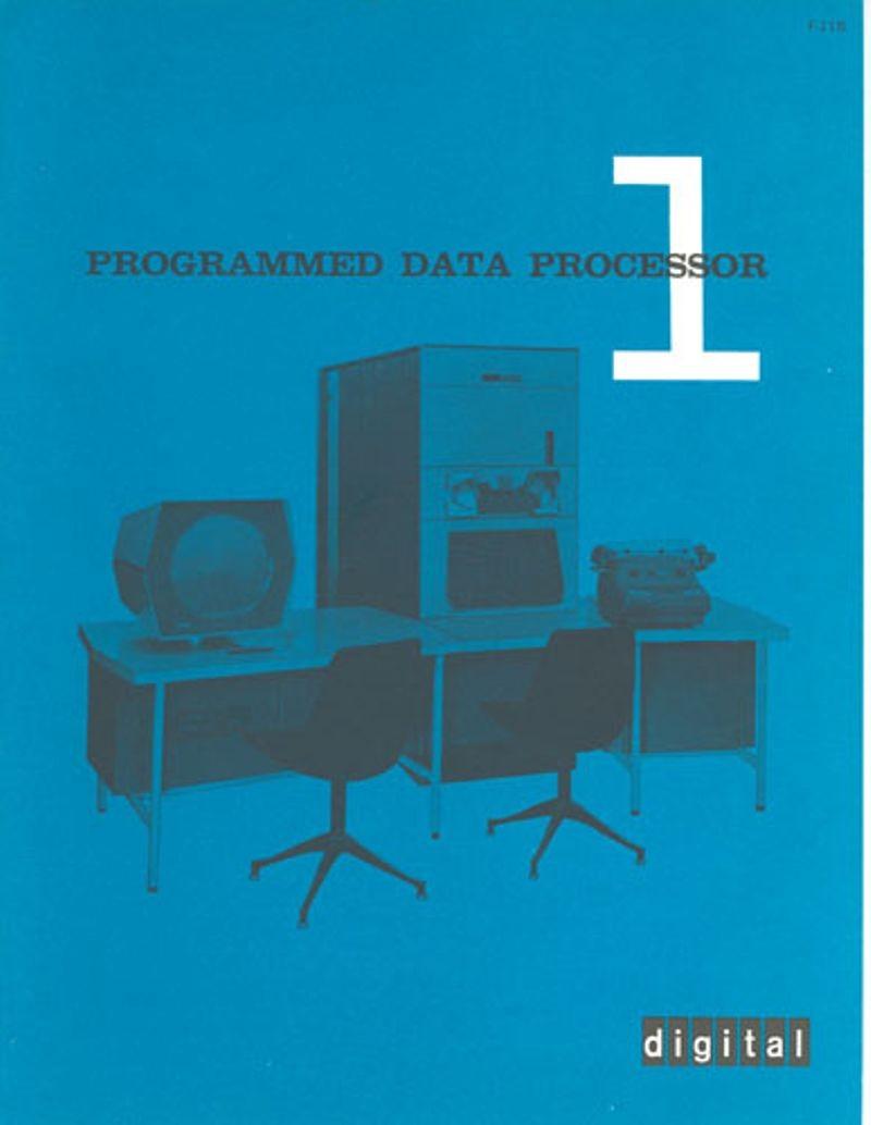 Programmed Data Processor 1