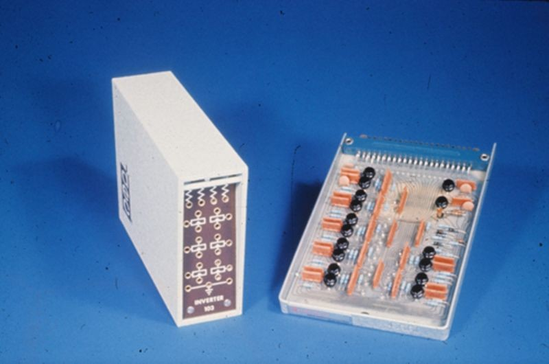 DEC Laboratory Module - Inverter (Type 103) and System Building Block