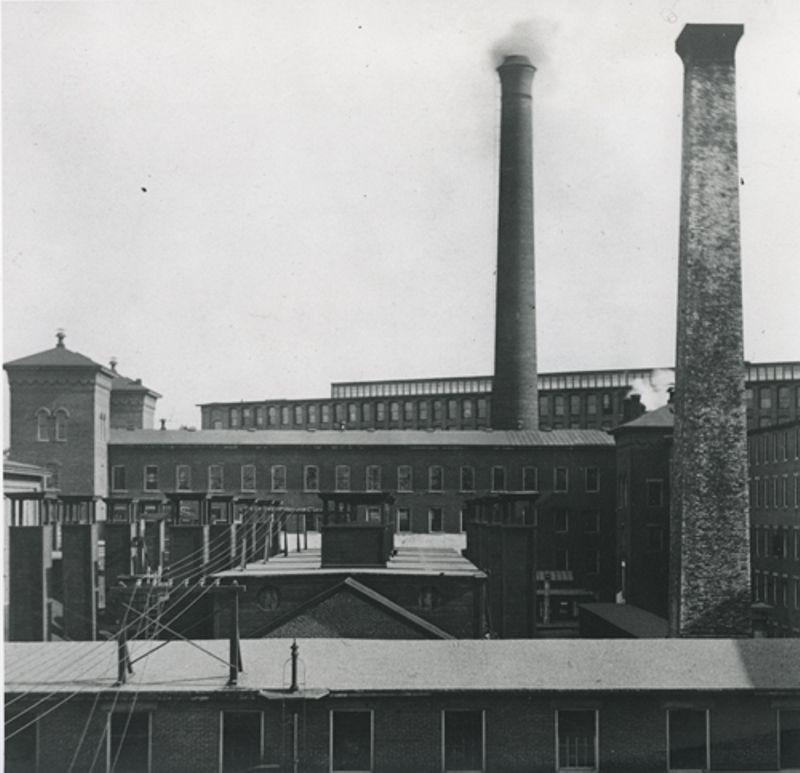 Maynard Mill