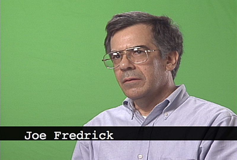 Joe Fredrick discusses PDP-1 restoration project