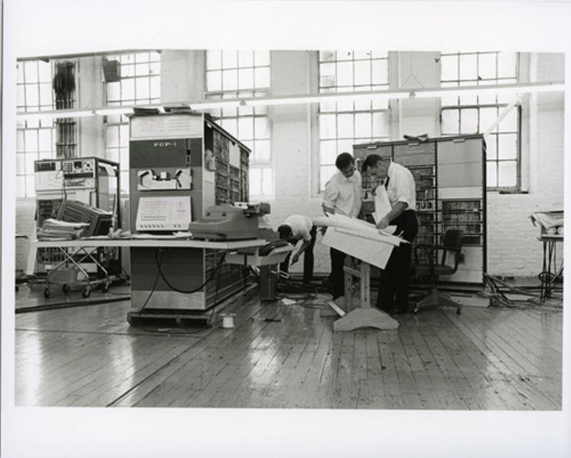 DEC PDP-1 system