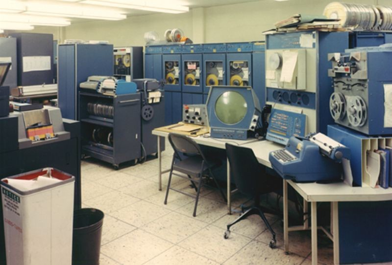 PDP-1 computer system