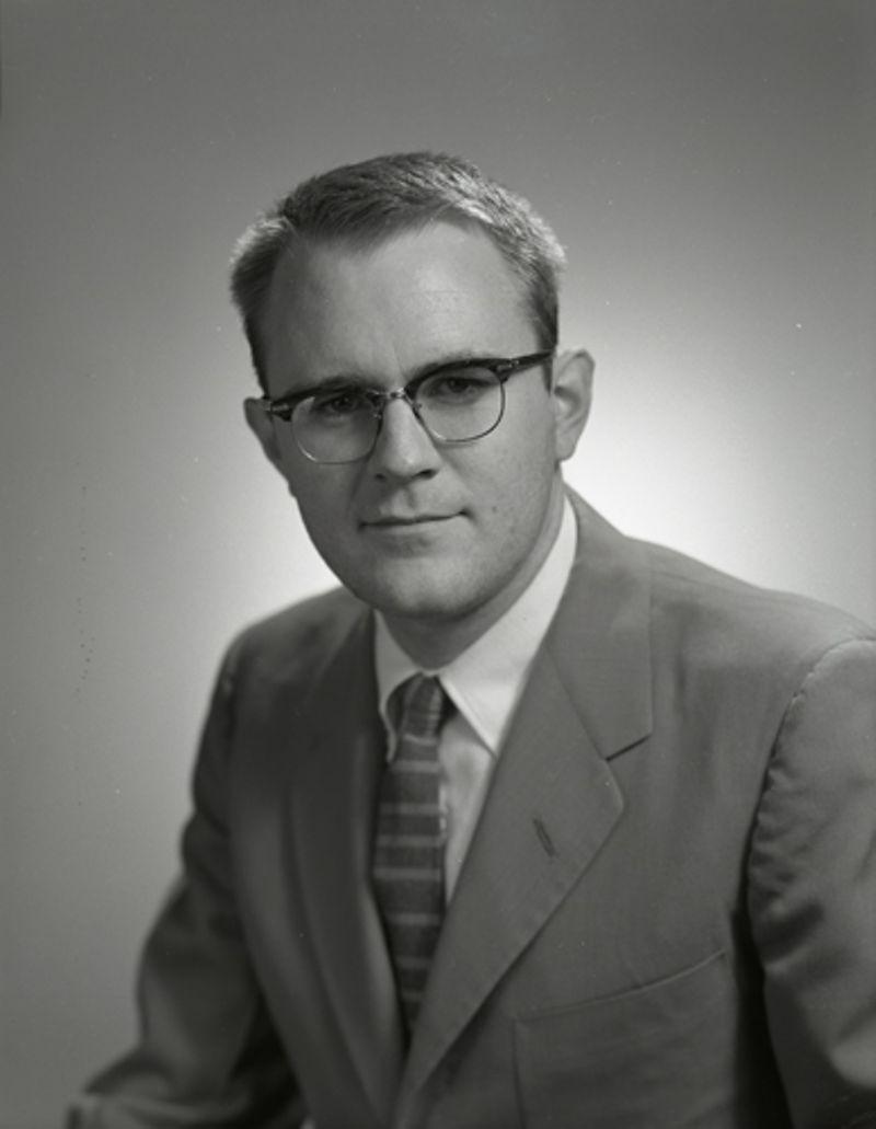 Portrait of Gordon Bell