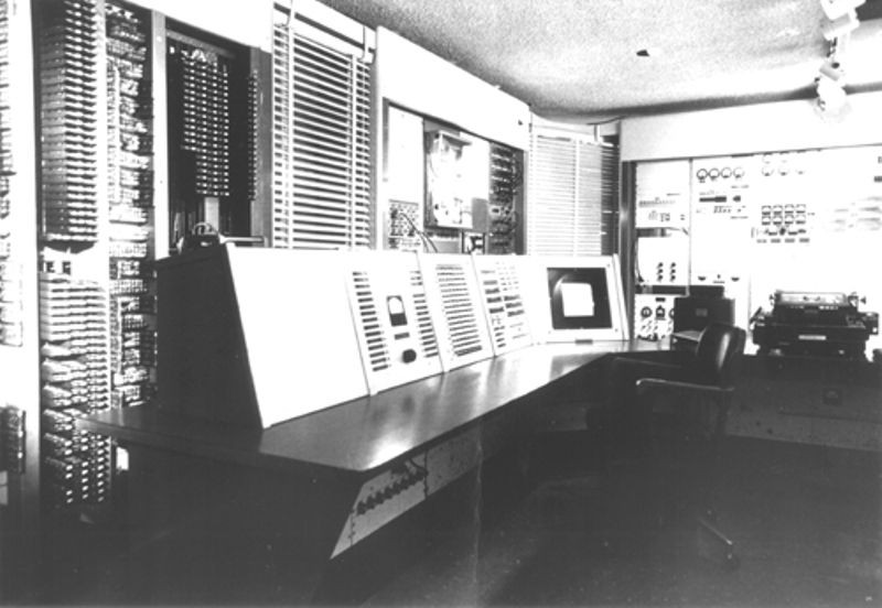 TX-O First Transistor computer