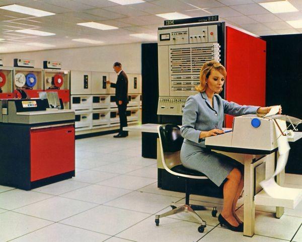 Mainframe Computers - CHM Revolution