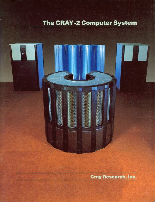 Cray research inc chm revolution for Cray 1 architecture