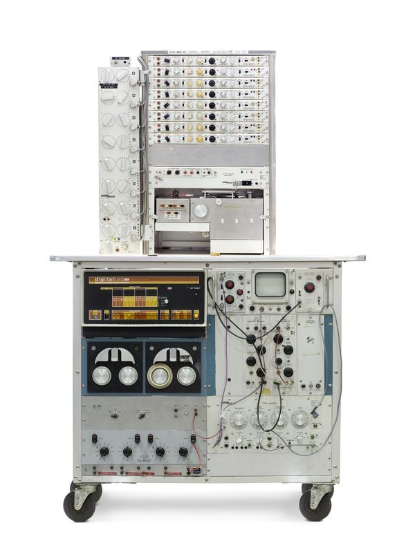 PDP-8/E brain surgery station - CHM Revolution