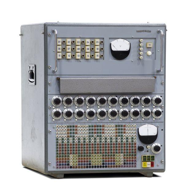 Analog Computers - CHM Revolution
