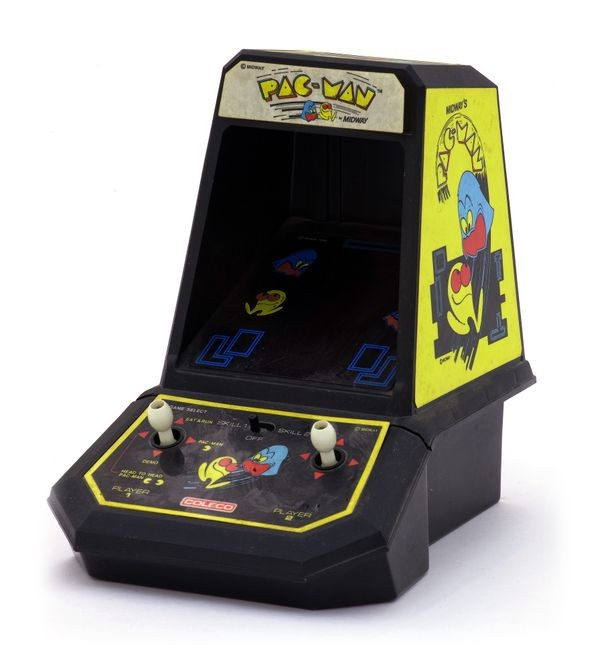 Pacman Table Game >> Pac Man Tabletop Game Chm Revolution