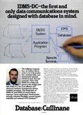 IDMS-DC data communications software advertisement
