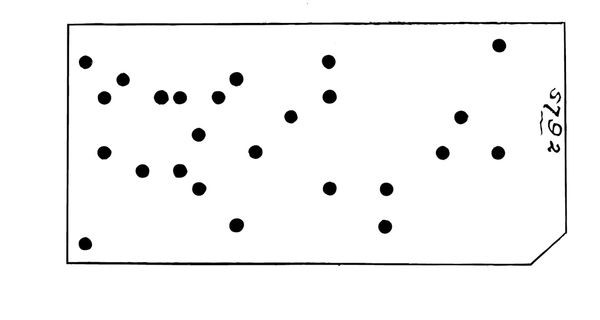 making sense of the census  hollerith u2019s punched card