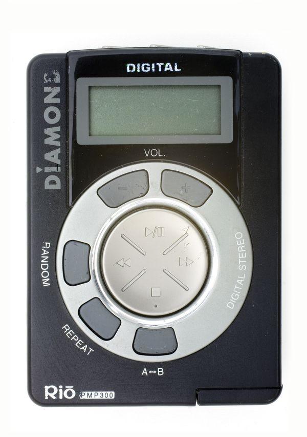 Rio PMP300 MP3 player - CHM Revolution