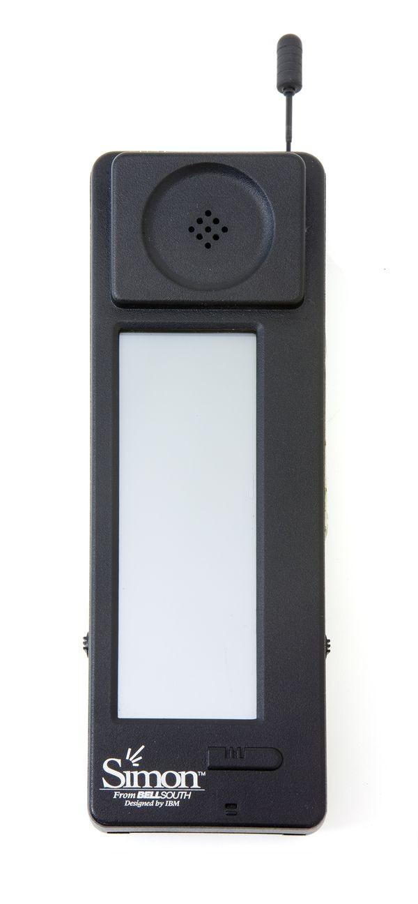 Mobile Home Manufacturer >> IBM/BellSouth Simon Personal Communicator - CHM Revolution