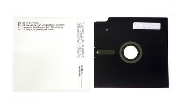 8 Inch Floppy Disk