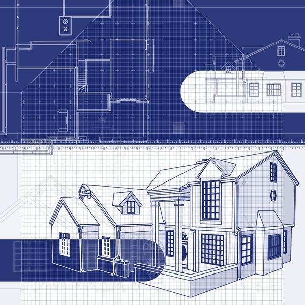 House blueprint chm revolution house blueprint malvernweather Image collections