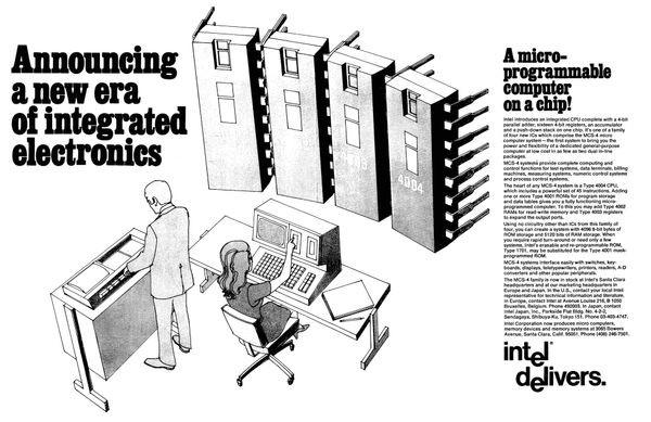 intel u0026 39 s microprocessor