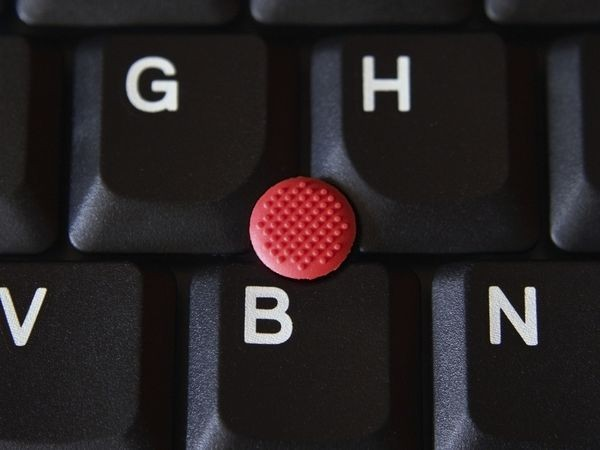 Keyboard pointing stick - CHM ...