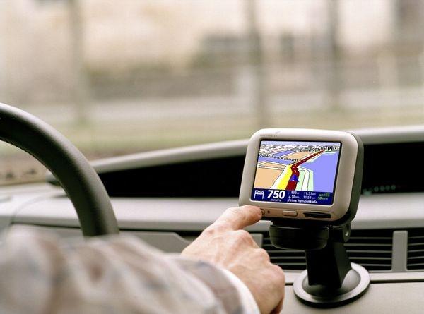 TomTom Go GPS car navigation system - CHM Revolution